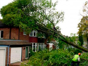 Storm Damage Portsmouth